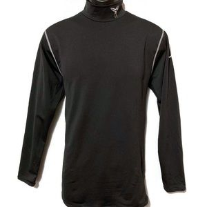 Nike Fit Pro Men's Black Compression Shirt